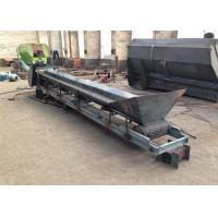 China Small Mobile Belt Conveyor Heat Resistant For Truck Loading Unloading wholesale