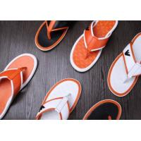 China Sell New Hotest designer A-rmani mens fashion slippers Top grade flip-flops beach sandals wholesale