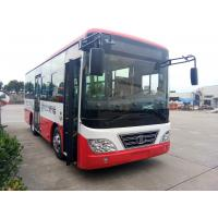 Buy cheap 80L Inter City Buses Fuel Wheelchair Ramp LHD Steering luxury interior from wholesalers