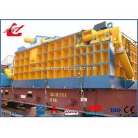 China 315 Ton Heavy Duty Scrap Metal Baler Equipment For Metal Smelting Plant 22kW wholesale