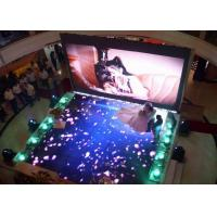 Buy cheap Rigid P6.25 Indoor led dance floor video Full color display screen for stage from wholesalers