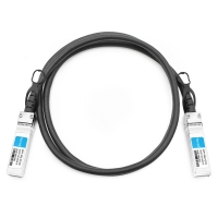 China Cisco SFP-H10GB-CU1M Compatible 1m (3ft) 10G SFP+ to SFP+ Passive Direct Attach Copper Cable on sale