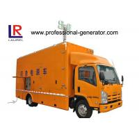 Quality 300kw Customized Truck Diesel Generator Set with Copper Winding Wire Brushless ISO for sale