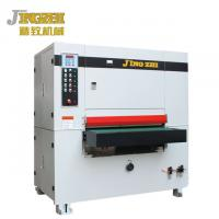 China Floating Sand Worktable  Bench Belt Sander Four Column Lifing Structure Reliable wholesale
