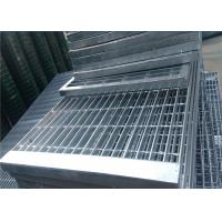 Buy cheap steel grid mesh flooring/galvanized steel grid/small metal grate/steel grating from wholesalers