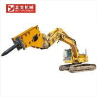 Buy cheap BeiYi Various 2-40T excavator hydraulic rock breaker hammer parts hydraulic from wholesalers