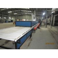 China Colored Glaze Mesh Belt Furnace Roller Kiln Electric Heating 50-300KVA 28 To 36 Meters wholesale
