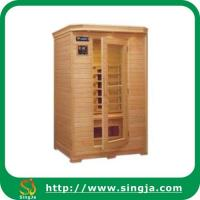 China Far Infrared Sauna Room With Ceramic Heater (ISR-04) on sale