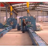 China 16m Length Autotmatic Welding Light Pole Production Line 4KW AC Motor wholesale