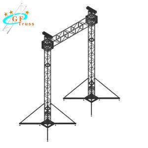China 10M Height Aluminum Line Array Speaker Truss Hang Up wholesale