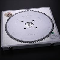 Buy cheap Chamfered Triple Flat Tooth PCD Saw Blade For Laminated Boards Plating Finishing from wholesalers