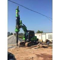 China TYSIM KR40A Mini Rotary Drilling Rig Foundation Piling Equipment 40KNm Torque wholesale