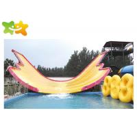 China Waterproof Custom Speed Water Slide Strong Toughness  Hardness CE Approved wholesale
