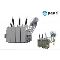 China IEC Standard , Oil Immersed Power Transformer , 33 - 230kV Class Power System wholesale