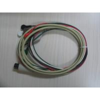 China Latex Free Lead Wires , ECG Cables for Patient Monitor Accessories wholesale