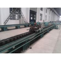 China Hydraulic Cold Drawbench Stainless Steel Seamless Pipe Machine 12m With 11.9m/Min wholesale