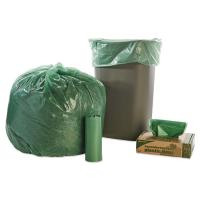 China 120L 25mic Star Seal Bags Customized Size Green Colour High Durability wholesale