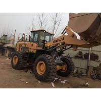 China 2016 second-hand wheel loader SDLG 956 966H-ii Used  Wheel Loader china made in china on sale