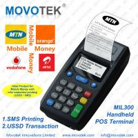 Quality Movotek GPRS POS Machine with RFID Reader and Thermal Printer for sale