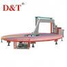 China DTYQ - 750 Circular Foam Cutting Machine Foam Sponge Cutter Long Life Time wholesale