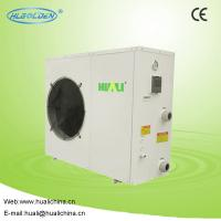 China Hot Water Commercial Air Source Heat Pumps for Swimming Pool on sale