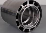 China cobalt based alloy Casting Stellite 3 6 12 homogenizer turbine generator motor Mud injection screw oil pump stator rotor wholesale