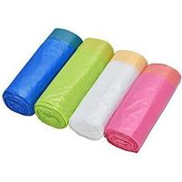 China 100% Biodegradable Garbage Bags On Roll Corn Starch / PLA / PBAT Material Made wholesale