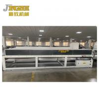 China Surface Smoothing IR Dryer Machine 4M Automatic Operation Steel Metal Structure wholesale