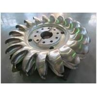 China Small Hydro Power Water Forged Forging Steel Turbine Wheel For Hydroelectricity Generator wholesale
