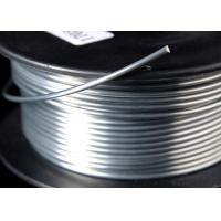 China 1000mm Long Aluminum Welding Wire , Alloy 4047 Aluminum Filler Rod For Welding wholesale