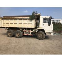 China Low Price Used HOWO Dump Truck Tipper Truck 371HP 8X4 40t-60t Loading with Excellent Condition and Best Price for Africa wholesale