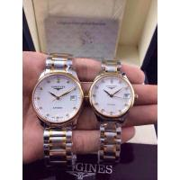 China Wholesale list series automatic mechanical women and men's  ultra-thin couple table watch wholesale