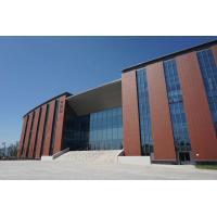 Buy cheap Architectural Exterior Wall Cladding Facade Systems , Rainscreen Cladding from wholesalers
