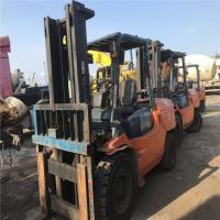 China japan original condition 85% new Used TCM 10ton forklift of agreeable price and wonderful  quality for sale wholesale