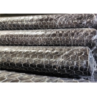 China Low Carbon Steel Reverse Twisted Galvanised Hexagonal Wire Netting 14bwg wholesale