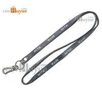 China Lanyard with Logo Promotion Gift Lanyard with metal hook from China Manufacturer wholesale