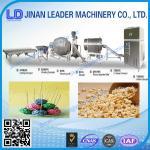 Cost-saving extruder Popcorn manufacturing machine