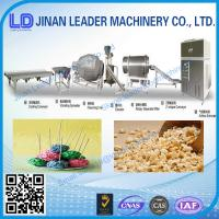 China Cost-saving extruder Popcorn manufacturing machine wholesale
