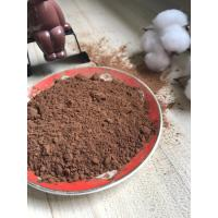China Multifunction Unsweetened Alkalized Cocoa Powder For Baking Food , Beverage , Ice Cream wholesale