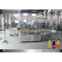 Quality Automatic Juice Filling Machine Beverage PET Bottle Filler machine for sale