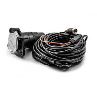 Quality Customized 7 Pin Trailer Spiral Power Cable For CCTV Camera Safety Systems wholesale
