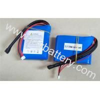 China 4S1P 13.2 2500mAh A123 26650 cell- high discharge current a123 lifepo4 battery pack 2.5Ah 13.2V wholesale