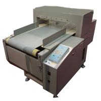 China Lock Needle Check Machine , Textile Metal Detector With 2 Years Warranty wholesale