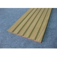 Quality OEM ODM Recyclable WPC Wall Cladding Wooden Composite For Garage / Door Frames for sale
