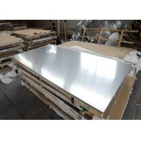 China 304 304L 316 316L Inox SS Stainless Steel Sheet / Plate 0.3 - 3.0mm wholesale