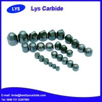China Cemented carbide buttons Q type spherical button wholesale