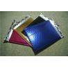 China Pink Metallic Bubble Mailers 120x165 #FD-MO wholesale