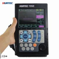Buy cheap Industry Fd520 Ultrasonic Flaw Detector Water Dust Proof With Low Noise from wholesalers