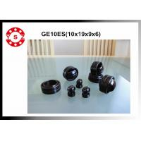 Quality High Precision Radial  Ball Joint Bearings GE10ES With High Lubrication wholesale