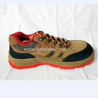 China Durable and Comfortable Middle Cut Steel Toe Footwear Safety Shoes for Labor wholesale